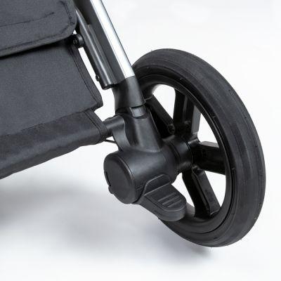 задние колеса и эргономичный тормоз Espiro Only