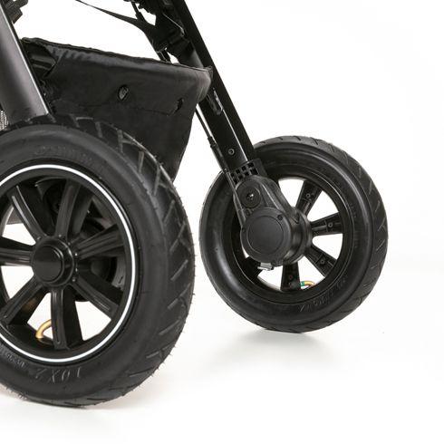 Надувные колеса Espiro Sonic Air. Большая корзина для покупок
