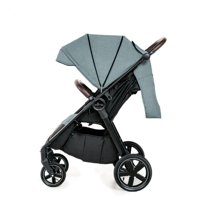Baby Design Look Air 2020 удлиненный капюшон