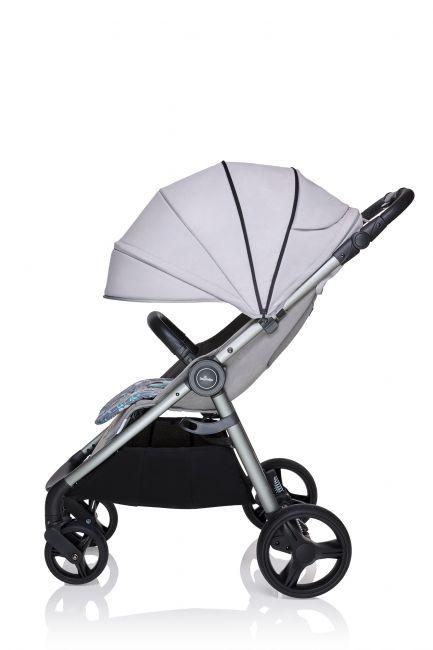 Удлиненный капюшон коляски Baby Design Wave