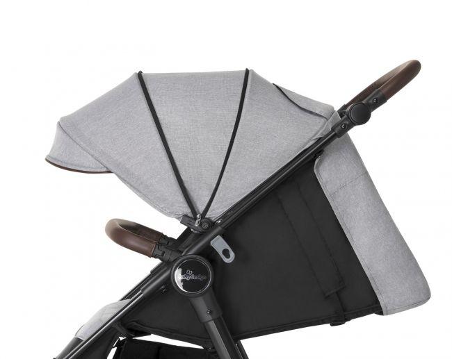 Удлиненный капюшон Baby Design Look